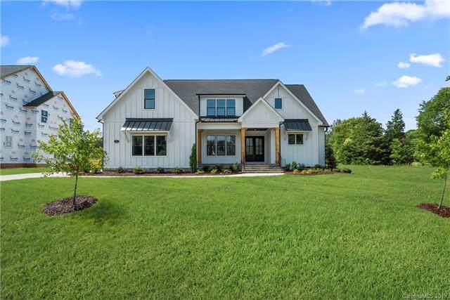 11117 Benjamin Smith Avenue, Huntersville, NC 28078 (#3468462) :: LePage Johnson Realty Group, LLC