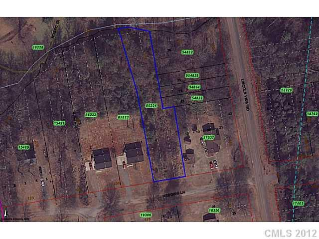 Lot 4 Redding Lane, Lincolnton, NC 28093 (#604152) :: Zanthia Hastings Team