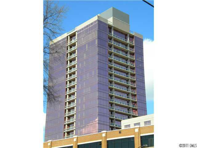 315 Arlington Avenue #1803, Charlotte, NC 28203 (#2050582) :: High Performance Real Estate Advisors