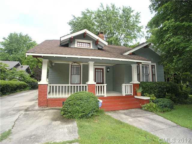 1601 The Plaza None, Charlotte, NC 28205 (#2086364) :: High Performance Real Estate Advisors