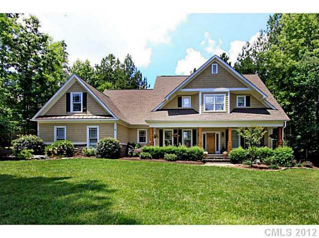 2145 Capes Cove Drive, Sherrills Ford, NC 28673 (#2088461) :: High Performance Real Estate Advisors
