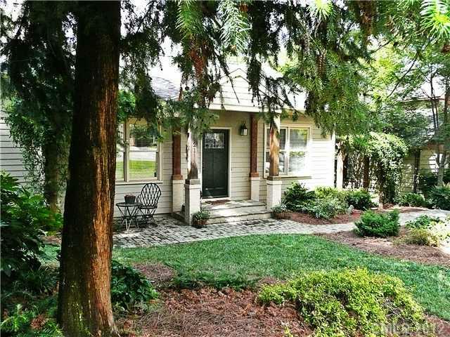 2121 Chambwood Drive, Charlotte, NC 28205 (#2089449) :: High Performance Real Estate Advisors