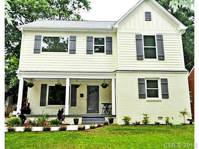 1521 Ideal Way, Charlotte, NC 28203 (#2090359) :: High Performance Real Estate Advisors