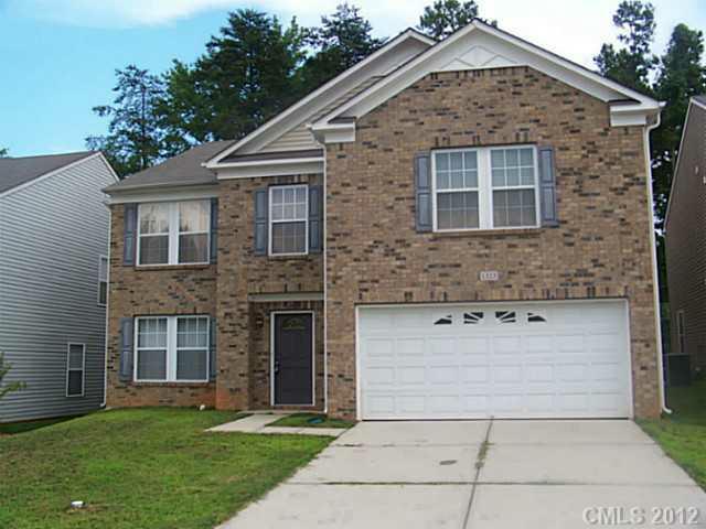 1323 Waterlily Lane, Charlotte, NC 28262 (#2090905) :: High Performance Real Estate Advisors
