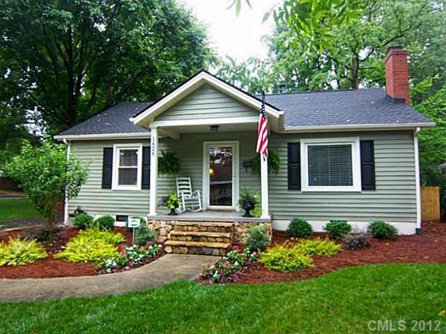1626 Fulton Avenue, Charlotte, NC 28205 (#2090910) :: High Performance Real Estate Advisors