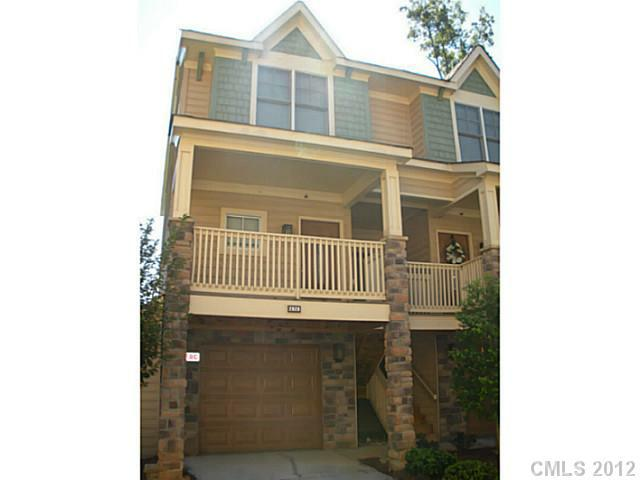 2929 Craftsman Lane A7, Charlotte, NC 28204 (#2092025) :: High Performance Real Estate Advisors