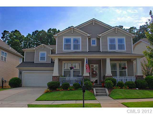 8314 Cottsbrooke Drive, Huntersville, NC 28078 (#2092741) :: High Performance Real Estate Advisors