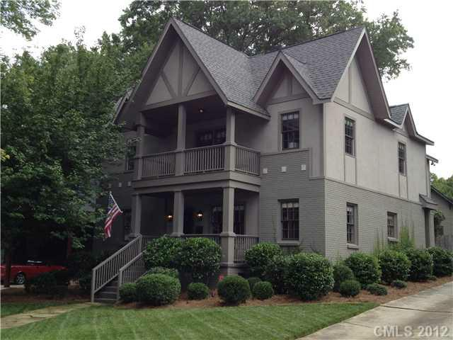 600 Mcdonald Avenue, Charlotte, NC 28203 (#2092758) :: High Performance Real Estate Advisors