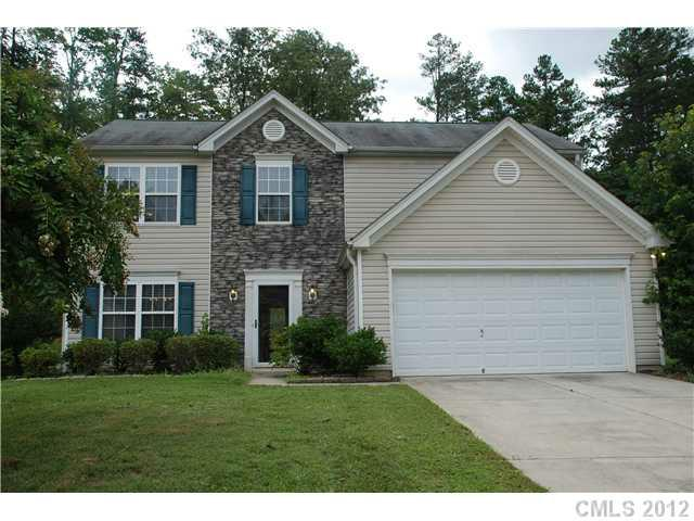 2023 Waters Trail Drive #95, Charlotte, NC 28216 (#2100313) :: High Performance Real Estate Advisors