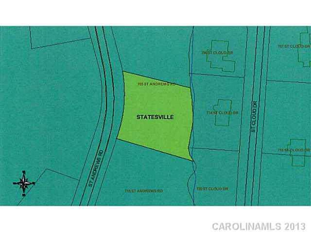 705 Saint Andrews Road Lot#429, Statesville, NC 28677 (#2130260) :: LePage Johnson Realty Group, LLC