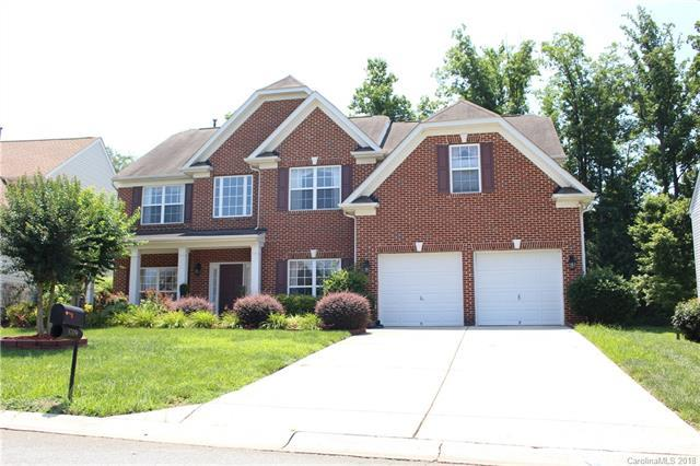 3709 Burnage Hall Road, Harrisburg, NC 28075 (#3043406) :: Team Honeycutt
