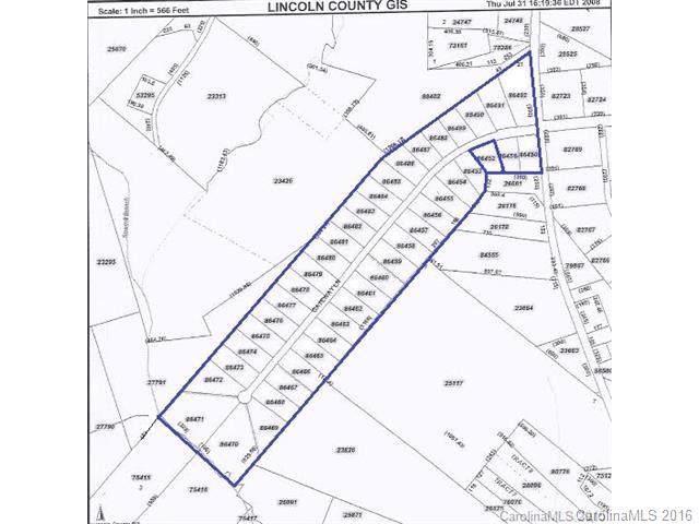 Lot 14 Gateway Lane, Lincolnton, NC 28092 (#3071509) :: Willow Oak, REALTORS®