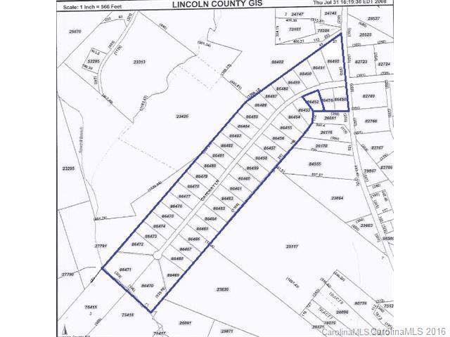 Lot 14 Gateway Lane, Lincolnton, NC 28092 (MLS #3071509) :: RE/MAX Journey
