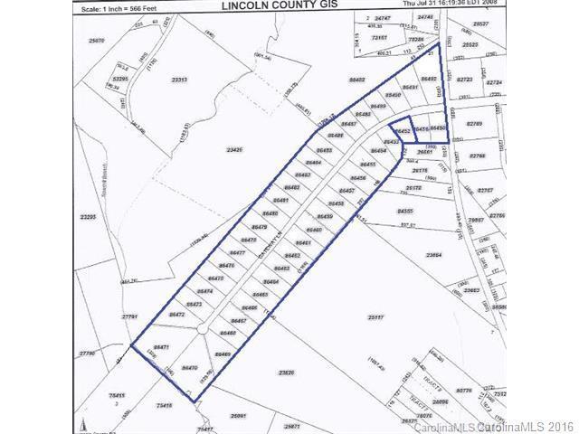 Lot 14 Gateway Lane, Lincolnton, NC 28092 (#3071509) :: Exit Realty Vistas