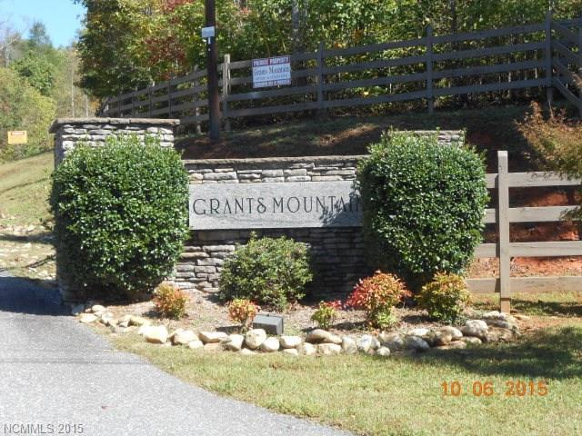 Lot 80 Grants Mountain #80, Marion, NC 28752 (#3127846) :: Rinehart Realty