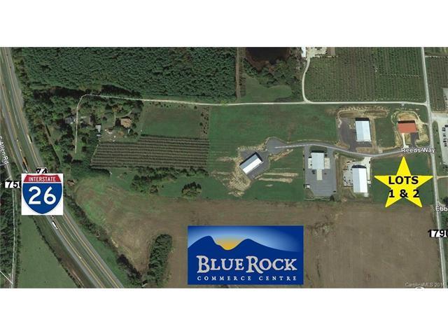 Lot 1 Reeds Way #1, East Flat Rock, NC 28726 (#3145294) :: The Elite Group