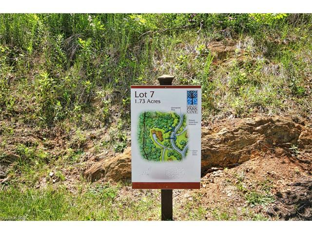 12 Grovepoint Way Lot 7, Asheville, NC 28804 (#3148340) :: Charlotte Home Experts