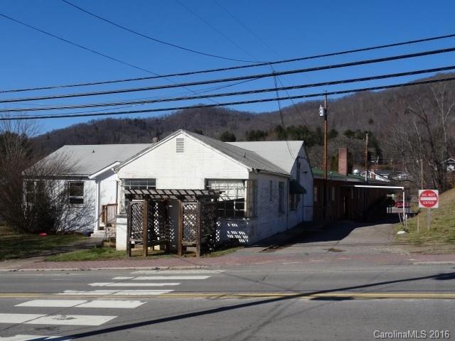 314 W Main Street, Burnsville, NC 28714 (#3149679) :: High Performance Real Estate Advisors