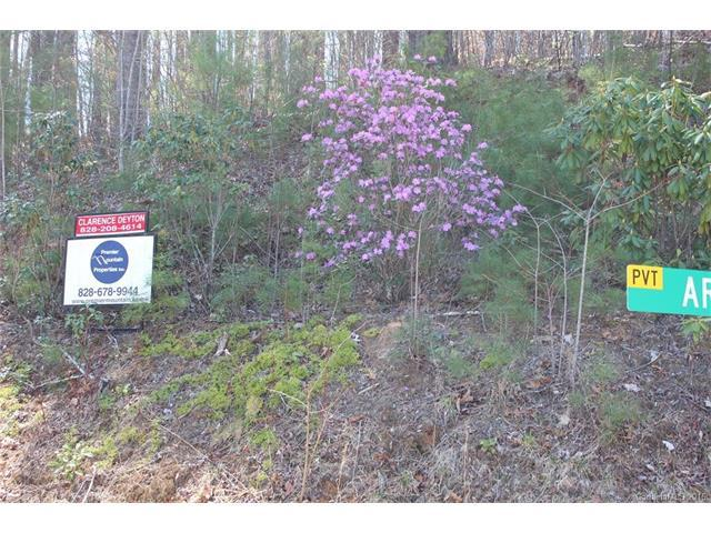 Lot 7 Riverside Road #7, Burnsville, NC 28714 (#3164324) :: Rinehart Realty