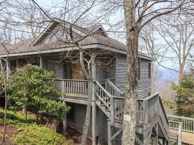 133 Clubhouse Drive 4-B, Burnsville, NC 28714 (#3169304) :: Miller Realty Group