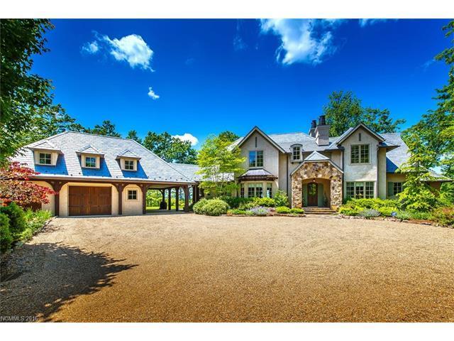 209 Chestnut Oak Lane, Pisgah Forest, NC 28768 (#3181288) :: Odell Realty Group