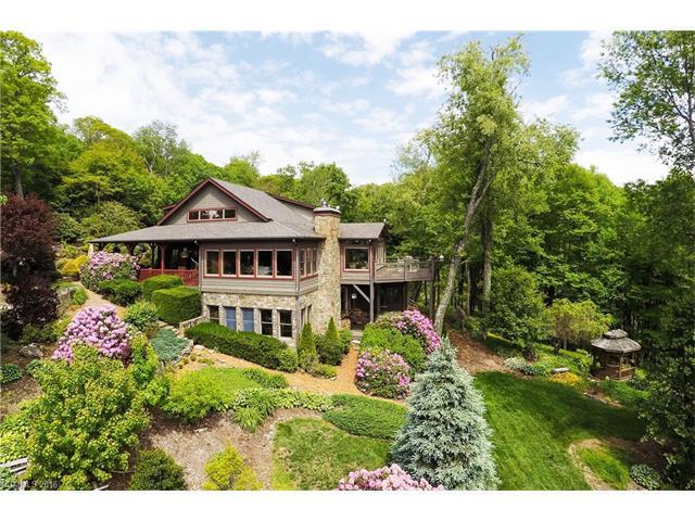 170 Alpine Lane, Waynesville, NC 28786 (#3182409) :: Puffer Properties