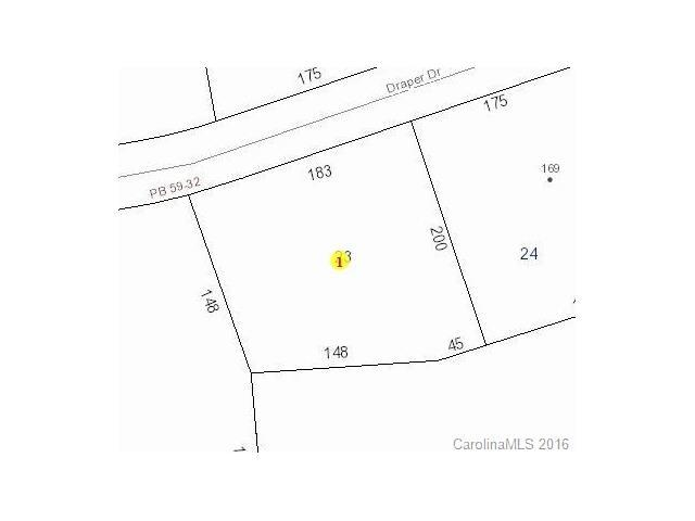 Lot #23 Draper Drive #23, Statesville, NC 28625 (#3192077) :: Exit Mountain Realty