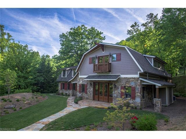 736 St. Andrews Road, Waynesville, NC 28786 (#3197246) :: Stephen Cooley Real Estate Group