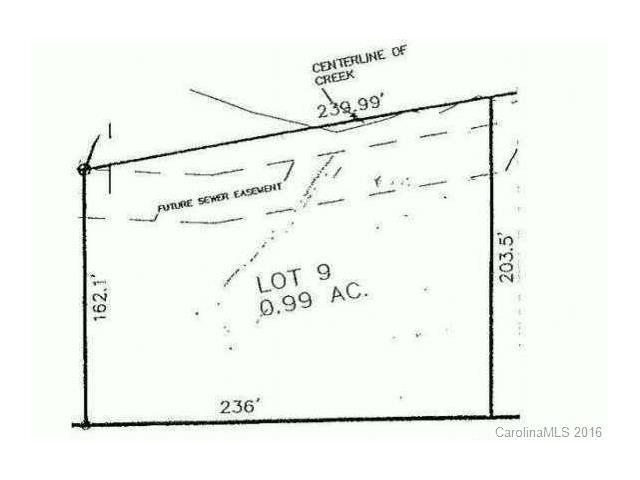 Lot 9 Julian Place, Troutman, NC 28166 (#3199342) :: Exit Mountain Realty