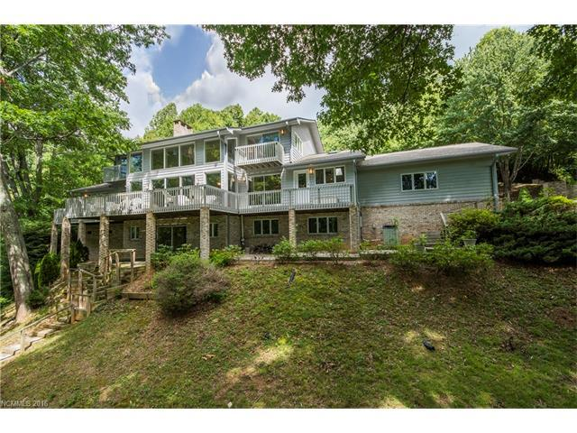 466 Laurel Ridge Drive, Waynesville, NC 28786 (#3202102) :: Mossy Oak Properties Land and Luxury