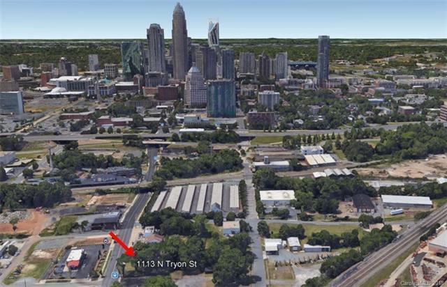 1113 N Tryon Street, Charlotte, NC 28206 (#3204582) :: The Sarver Group