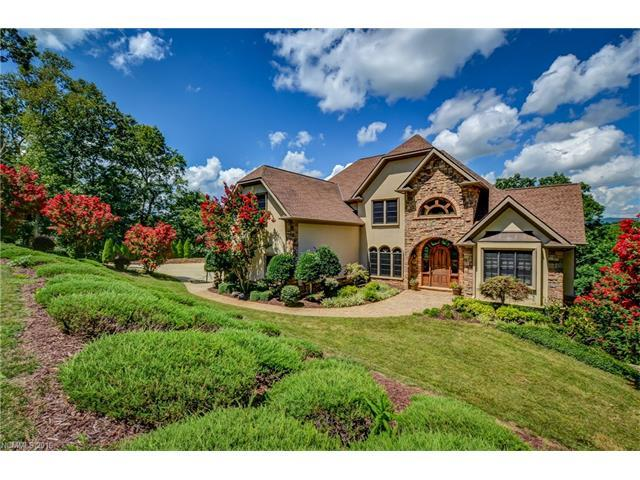 76 Bradford Vistas Drive, Fletcher, NC 28732 (#3206558) :: Keller Williams Biltmore Village