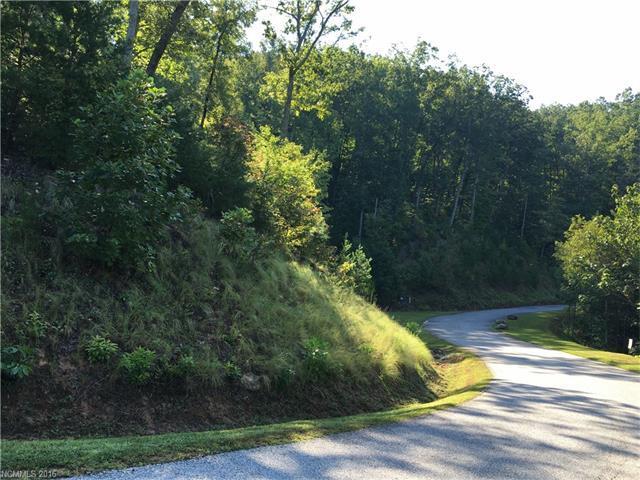 Lot 158 High Pines Loop #158, Lake Lure, NC 28746 (#3214569) :: Puffer Properties