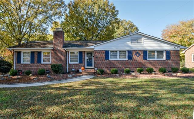 1110 Bevis Drive, Charlotte, NC 28209 (#3214816) :: RE/MAX Four Seasons Realty