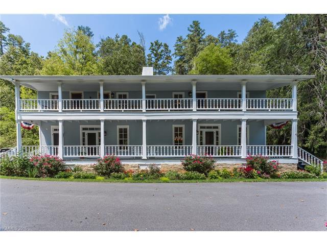 64 Highland Creek Drive #33, Marshall, NC 28753 (#3217303) :: Stephen Cooley Real Estate Group