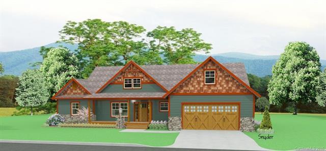 3 Oak Mountain Drive #1, Leicester, NC 28748 (#3220154) :: High Performance Real Estate Advisors