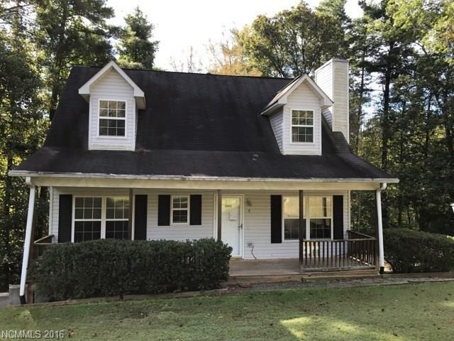 2 Squirrel Hill Drive, Weaverville, NC 28787 (#3222433) :: Exit Mountain Realty