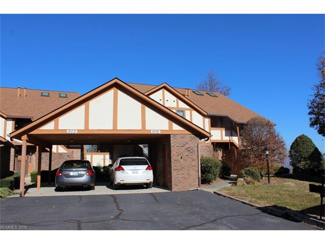906 Fleetwood Plaza #906, Hendersonville, NC 28739 (#3233463) :: Homes Charlotte