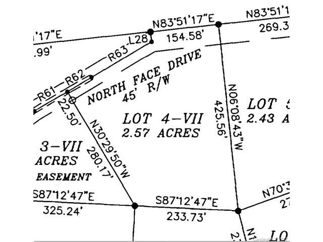 Lot 4 VII North Face Drive, Nebo, NC 28761 (#3239998) :: Rinehart Realty