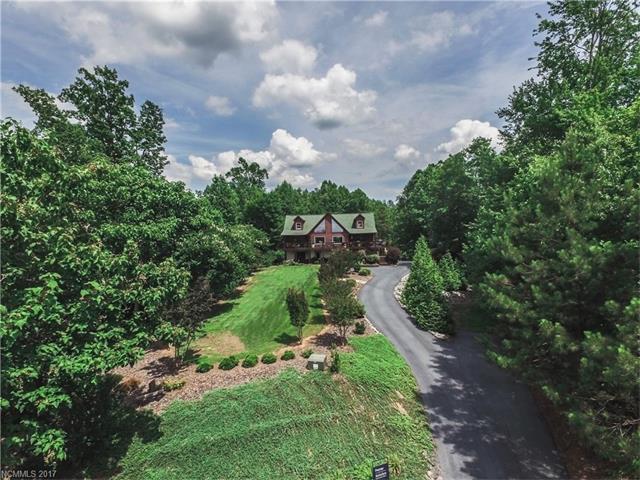 1132 Cross Ridge Drive, Rutherfordton, NC 28139 (#3244618) :: Exit Mountain Realty