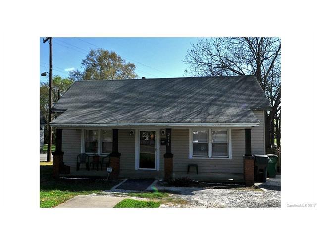 2838 Brevard Street, Charlotte, NC 28205 (#3245093) :: Pridemore Properties