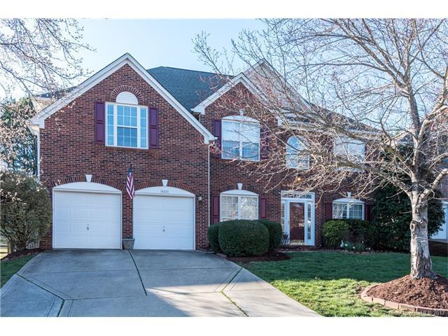 16031 Lavenham Road, Huntersville, NC 28078 (#3250097) :: Rinehart Realty