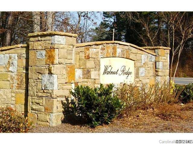 Lot 6 Walnut Ridge Road #6, Iron Station, NC 28080 (#3254777) :: Exit Mountain Realty