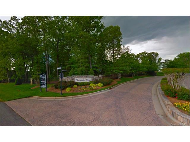 Lot 47 Pinnacle Drive, Iron Station, NC 28080 (#3255247) :: Cloninger Properties