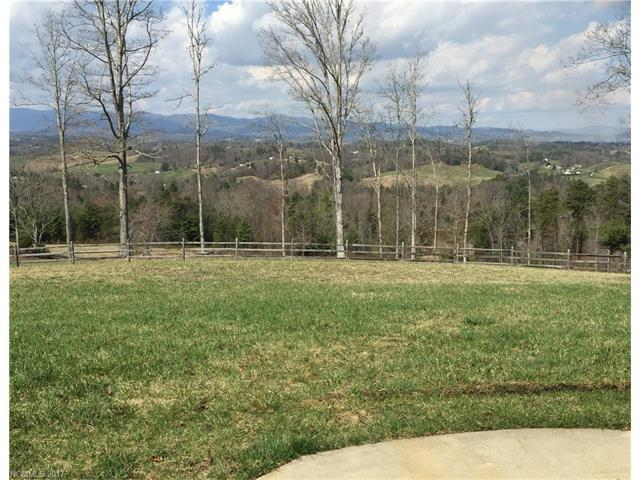 127 Saddle Ridge Drive #10, Alexander, NC 28701 (#3255830) :: Rinehart Realty