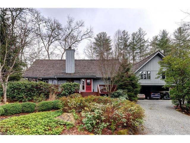 47 W White Owl Lane Hlc 19, Cashiers, NC 28717 (#3257973) :: Miller Realty Group