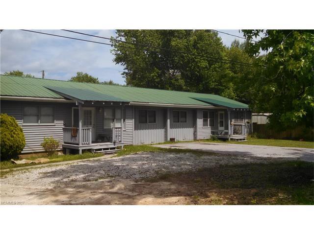 113-115 Florence Street, Hendersonville, NC 28792 (#3259510) :: Puffer Properties