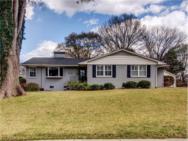 4101 Castlewood Road, Charlotte, NC 28209 (#3259853) :: Pridemore Properties