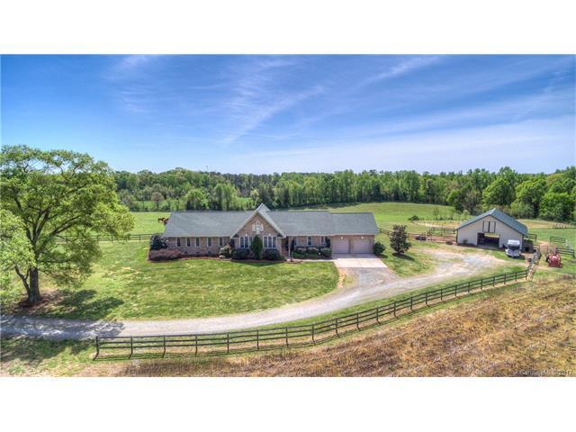 8117 Morgan Mill Road, Monroe, NC 28110 (#3262524) :: Lodestone Real Estate