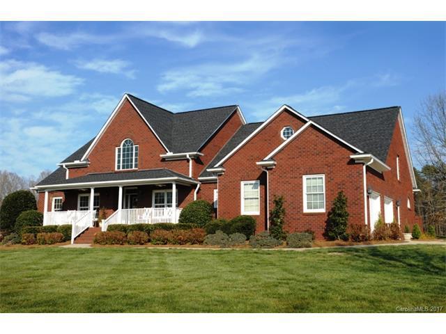 325 Huntington Ridge Drive, Rockwell, NC 28138 (#3262646) :: High Performance Real Estate Advisors